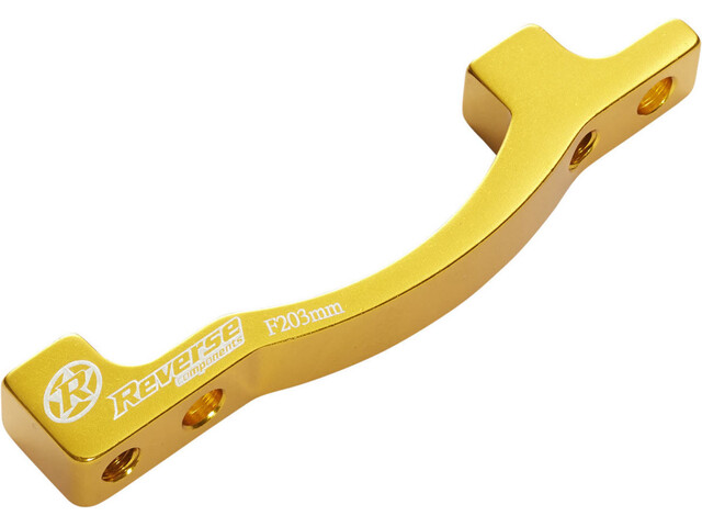 Reverse PM-PM 203 Rem Adapter 203mm, gold